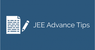JEE Advance Tips